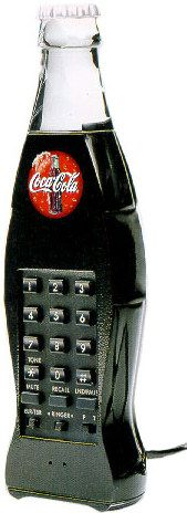 Cool Coca Cola Phone  (now this is cool)