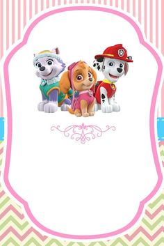 1081 Best Paw Patrol Birthday Party Ideas Images Paw