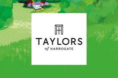 """Taylors of Harrogate unveils """"craftsmanship"""" inspired rebrand - Design Week"""