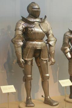 Maximilian armour by THoog, via Flickr