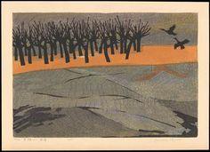 Ukiyo-e and Shin-Hanga Woodblock Print Collection of Dr Ross Walker