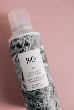 Gal Meets Glam 5 Best Products For Healthy Hair - Best frizz control -R+Co Static Control Spray
