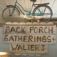 Back Porch Gatherings & Walter J's - Vintage/Antique Shops, something for everyone!