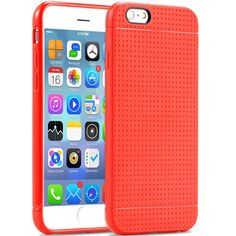 For iPhone 6 6S Plus Fashion Luxury Honeycomb Style Ultra Thin Silicon TPU Soft Case For iPhone 6 6S Plus Candy Color Back Cover