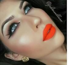 Kat Von D EVERLASTING LIQUID LIPSTICK A GO GO Orange Red