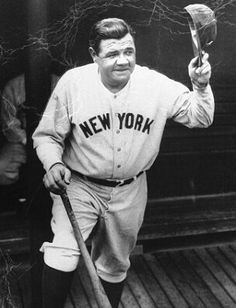 August 16, 1927 Babe Ruth becomes the first player to homer over the roof of Comiskey Park. Ruth's blast helps power the Yankees past the White Sox at the Chicago southside ballpark, 8-1.