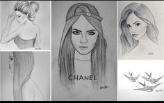 Drawing ideas love you amanda and all your ideas....those creative drawings