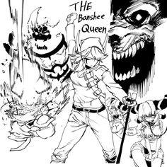 Manga, Art Projects, Joker, Funny, Blog, Fictional Characters, Manga Anime, Manga Comics, The Joker