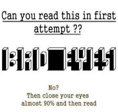 Do you see it? I don't!! Please comment what it says!!!