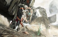 Energy Source by Sergey Musin | 2D | CGSociety