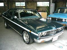 1974 Toyota MARK II (LHD Okinawa Model)