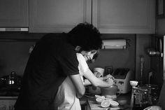 This is how you prepare breakfast. breakfast fun love dating girlfriend attraction seduction
