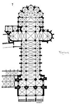 Plan.cathedrale.Noyon.png