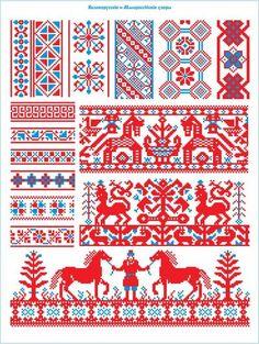 Русская вышивка в векторе 3 - clipartis Jimdo-Page! Скачать бесплатно фото, картинки, обои, рисунки, иконки, клипарты, шаблоны, открытки, анимашки, рамки, орнаменты, бэкграунды