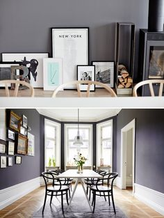 Bottom Image   Beautiful Windows In A Restrained Setting Thank You Sara  Landstedt. / Sfgirlbybay