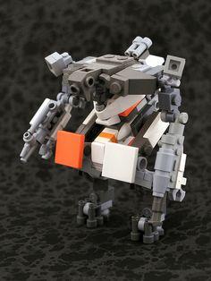Lego Robot, Lego Toys, Lego War, Lego Lego, Cool Lego, Cool Toys, Lego Machines, Lego Pictures