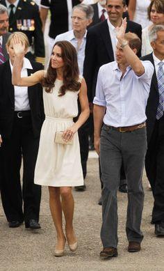 The Royal Trunk: Kate Middleton's Fashionable Travel Trousseau   Vanity Fair