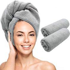 Hair Towel Wrap, Curly Hair Styles, Natural Hair Styles, Curly Girl Method, Turban, Wavy Hair, Healthy Hair, Hair Goals, Straight Hairstyles