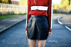Skiwear-inspired: The Result Of shopping In an emotional haze #outfit #details