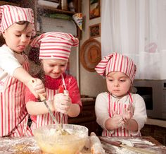 Tips for Cooking with Kids (Advice from Top Chefs, such as, Tom Colicchio, Anne Burrel and more!) can't wait to do this with my babies :) Christmas Kitchen, Christmas Candy, Christmas Cookies, Christmas Recipes, Holiday Recipes, Cookie Recipes For Kids, Mrs Claus, All I Ever Wanted, How To Make Cookies