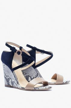Eugenia Kim Bruna Wedge Sandal