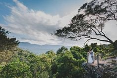 Magnificent view from Wildwood in Kangaroo Valley NSW.