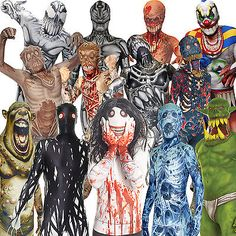 Morphsuit monsters kids boys girls #fancy #dress costume #halloween zombie childs,  View more on the LINK: http://www.zeppy.io/product/gb/2/282150866217/