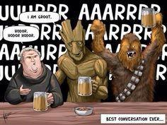 Best Bar Conversation Ever