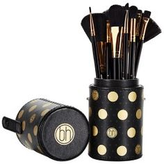 Cruelty-free brushes at an affordable price. On sale now for $20!