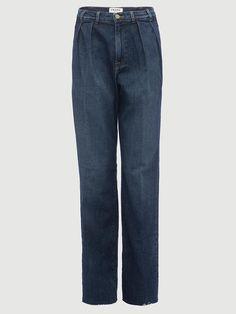 Diesel Black Gold Denim Pants In Blue Baggy Trousers, Denim Pants, Denim Branding, Denim Outfit, Black Gold, Diesel, Mom Jeans, Sweatpants, Blue