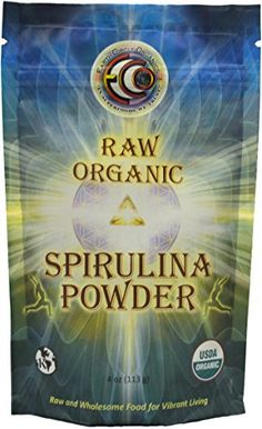 If you're looking for top notch spirulina powder, look no further then right here. The quality of our spirulina is essential and we ensure that every bit of powder we produce is closely monitored to provide the optimal product. Want to spice up your morning? Mix spirulina with your pancake b... more details at http://supplements.occupationalhealthandsafetyprofessionals.com/herbal-supplements/spirulina/product-review-for-earth-circle-organics-spirulina-powder-4-ounce/
