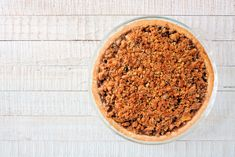 Crumble aux raisins et aux pommes Valeur Nutritive, Raisin, Sugar, Fruit, Desserts, Greedy People, Bon Appetit, Recipes, Tailgate Desserts