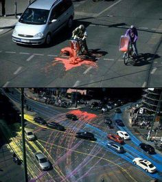 A real street art