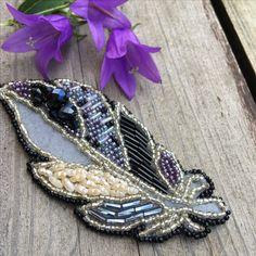 Чешский бисер, речной жемчуг, бусины из чёрного стекла. #brooch #beads #jewelry #HappyDollsShop #handmade #toys #gift #bestgift #girl #giftgirl https://instagram.com/p/BXLC1l8gg3gJcyEMiA_MoysRoUrIXlT7BkbJuk0/