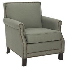 I pinned this Ayla Club Chair from the Classic Brownstone event at Joss and Main!