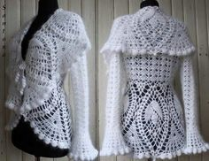 Gorgeous Crocheted Top