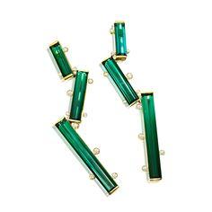 » de Boulle Collection Modern Art Deco Earrings » de Boulle Diamond & Jewelry