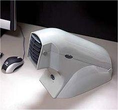 Battery powered Desktop Air conditioner