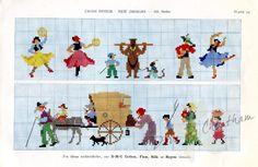 Gallery.ru / Фото #14 - Vintage DMC - New Designs - 6th Series - Dora2012