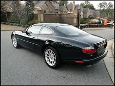 2002 Jaguar XKR Coupe presented as lot U102 at Kissimmee, FL 2013 - image2