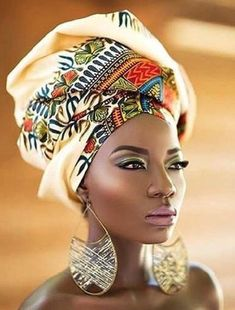accessories/African head wrap/african head scarf/African clothing for women/african headband/turban headwrap/African clothing/African fabric African Fashion Designers, African Men Fashion, African Dresses For Women, Africa Fashion, African Fashion Dresses, African Women, Men's Fashion, Fashion 2018, Fashion Styles