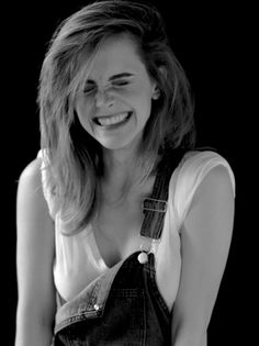 Emma Watson being photographed by Andrea Carter-Bowman(2014