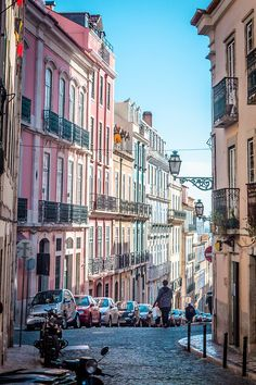 Lisbon, Portugal (by Chris Fullmer)