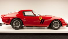 1962 Ferrari 250 GTO | Top 10 Cars in Ralph Lauren's Personal Collection