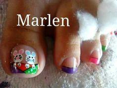 Cute Pedicures, Pedicure Designs, Toe Nails, Summer Nails, Lily, Nail Art, Beauty, Diana, Image