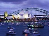 Sydney Harbor - hope to go next year