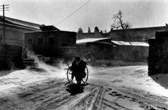 Marc Riboud - Beijing 1957