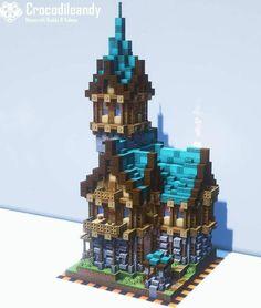 Architecture Minecraft, Minecraft City Buildings, Minecraft House Plans, Minecraft Redstone, Minecraft Farm, Minecraft Structures, Minecraft Mansion, Minecraft Houses Survival, Minecraft Medieval