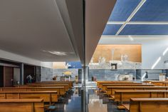 Gallery of Parish Church and Community Centre / VZ Arquitectos - 2