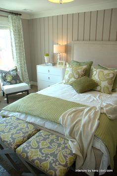 MASTER BEDROOM IDEA - DIY BLOGGER HOUSE - PARADE OF HOMES SALT LAKE CITY